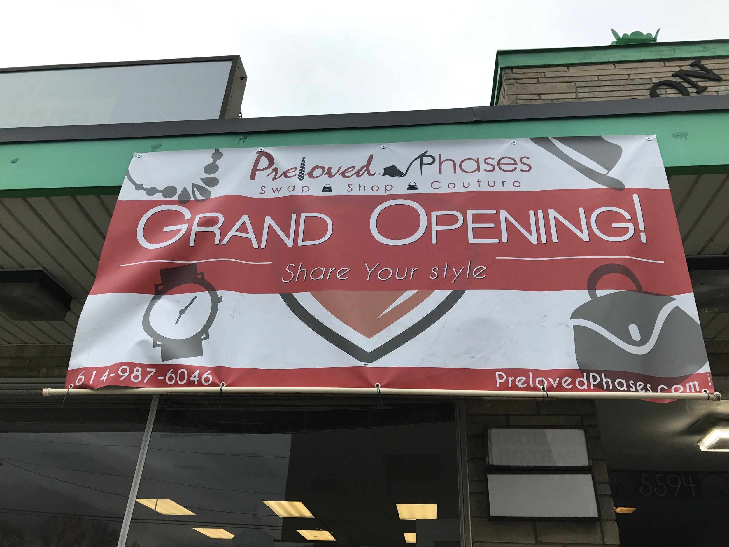 Preloved Phases grand opening!