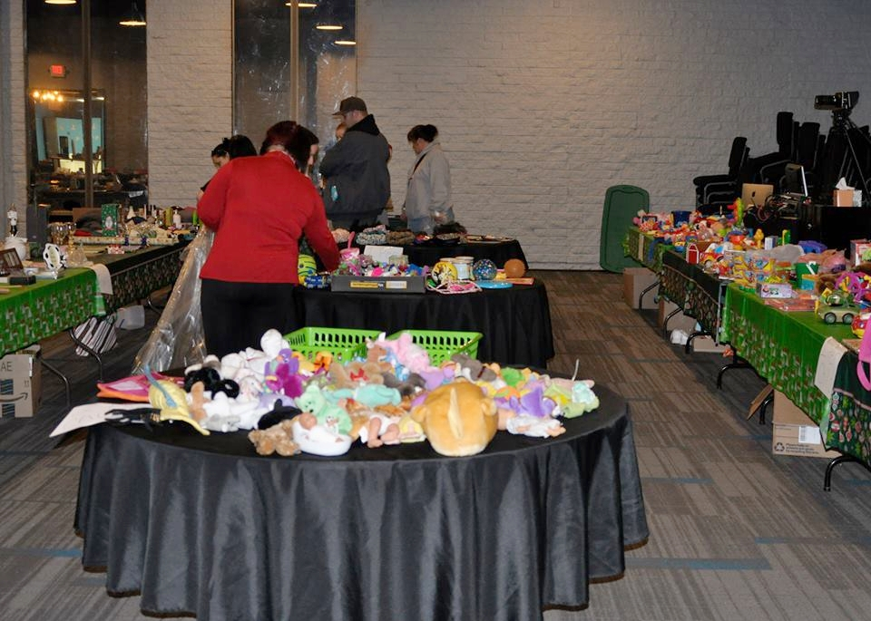 Memories from the 2015 Christmas Shop - PIF Columbus