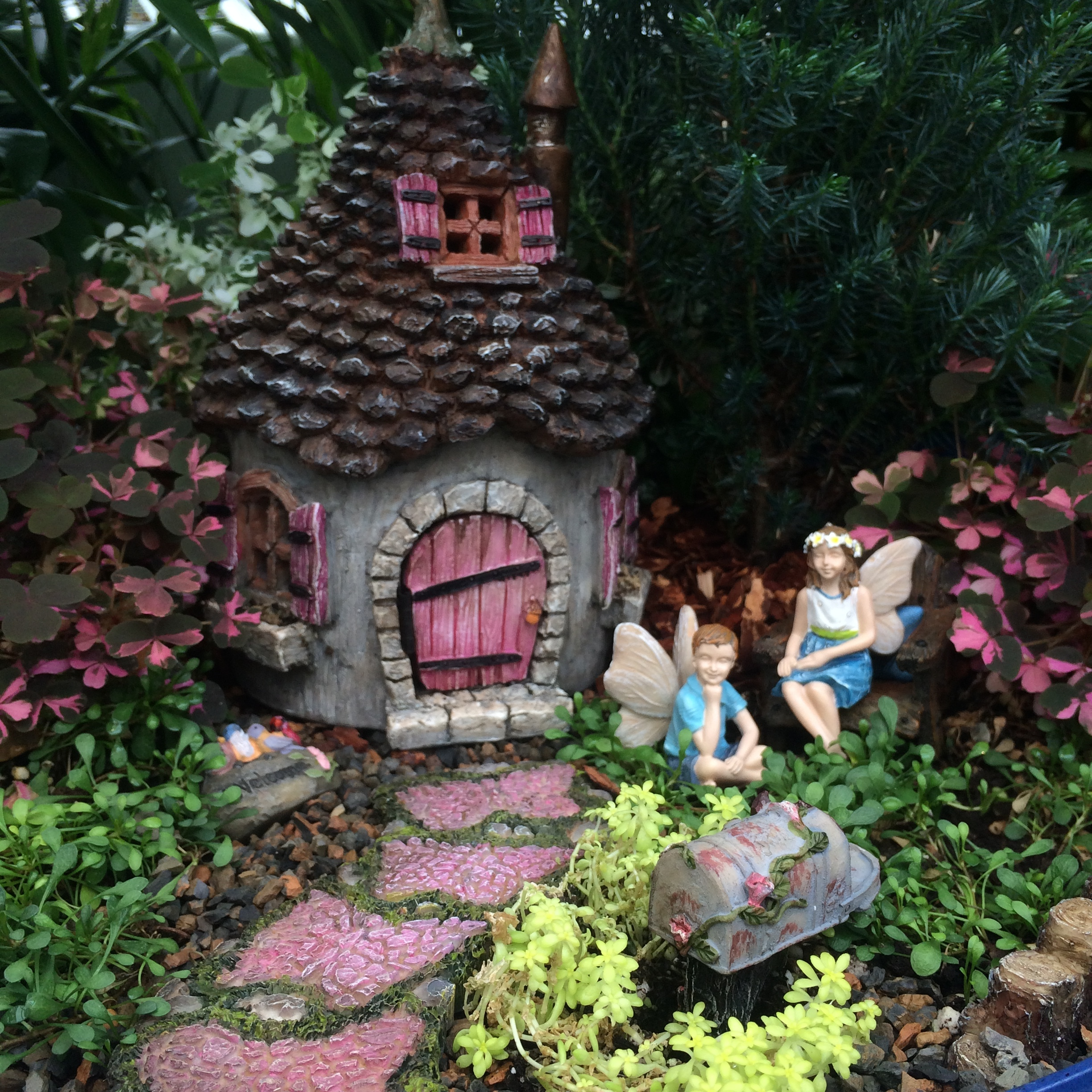 Fairy Gardens at Franklin Park Conservatory