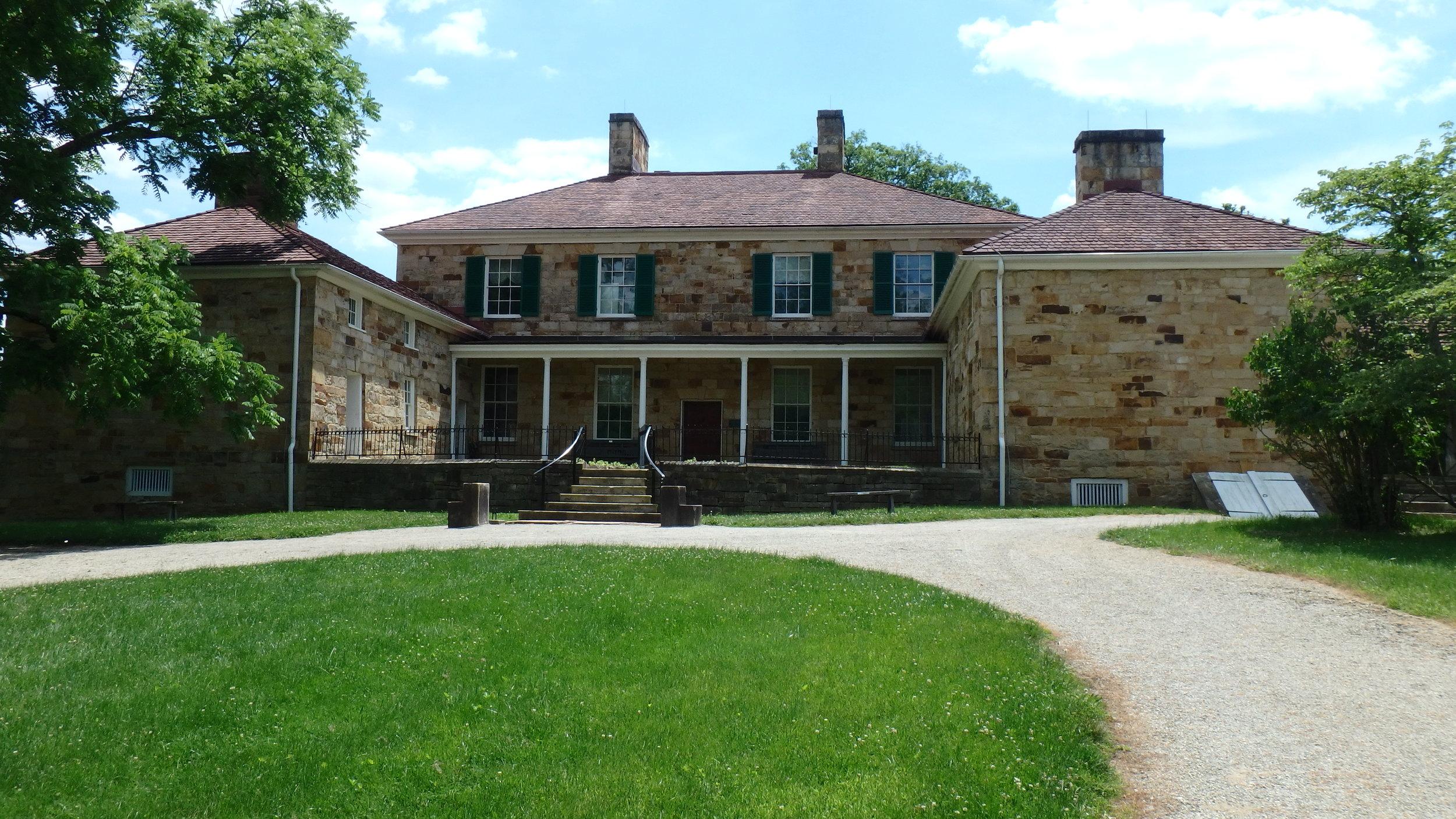 Adena Mansion, Chillicothe Ohio