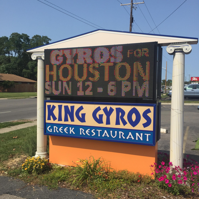 Gyros for Houston