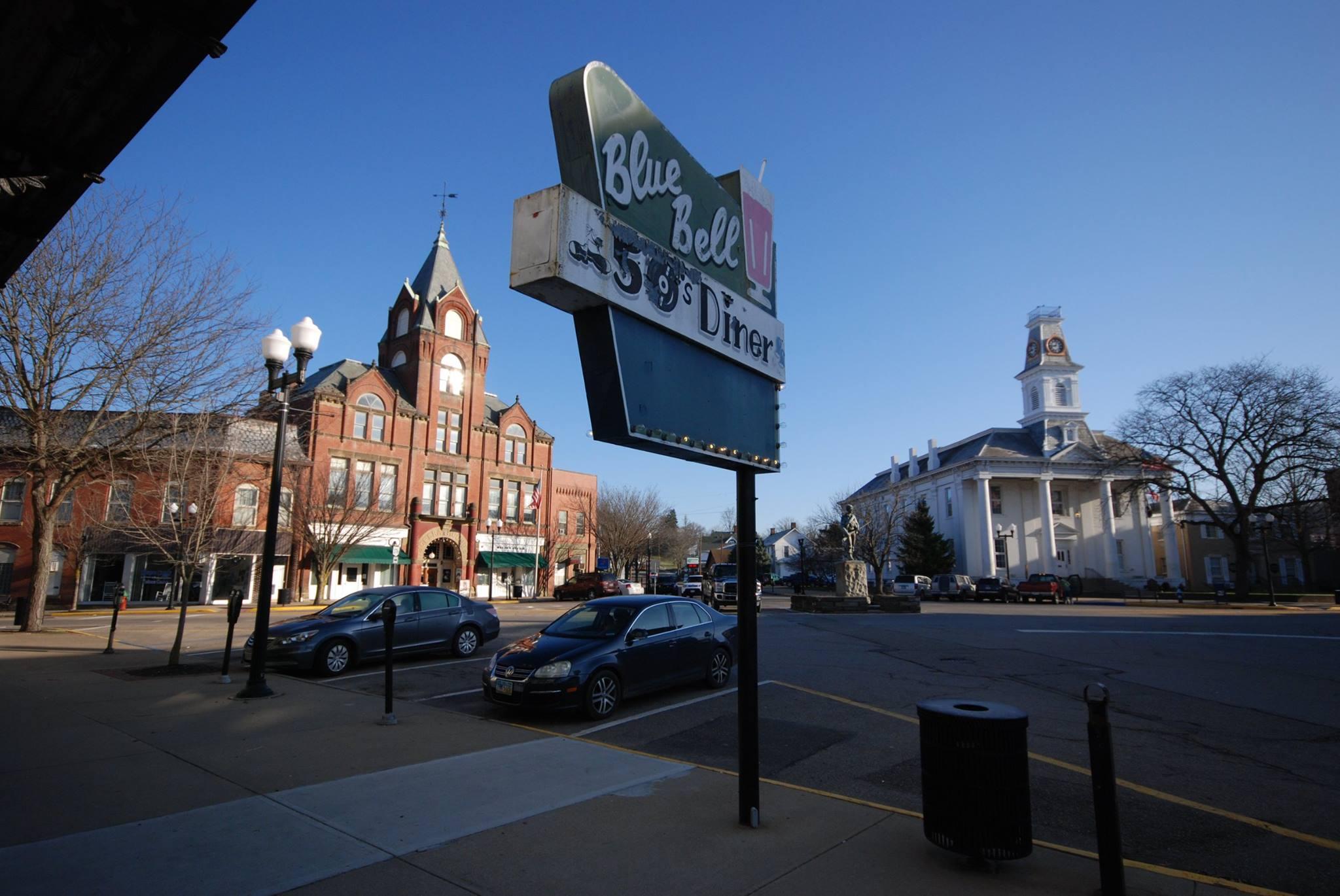 Morgan County - Town Square