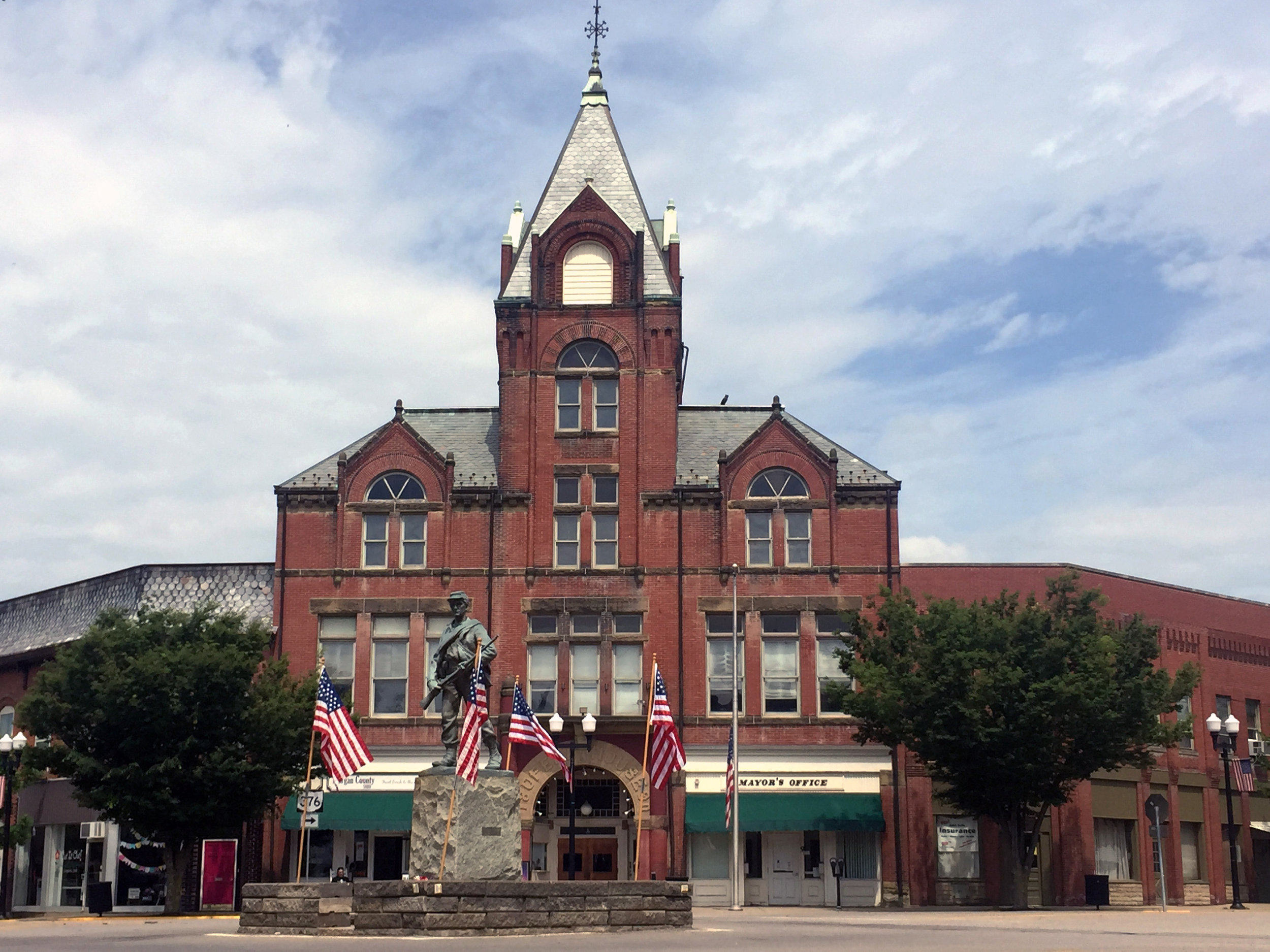 Morgan County - Twin City Opera House