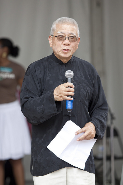 Dr. Yung-Chen Lu - photo credit: Jeff Glasser