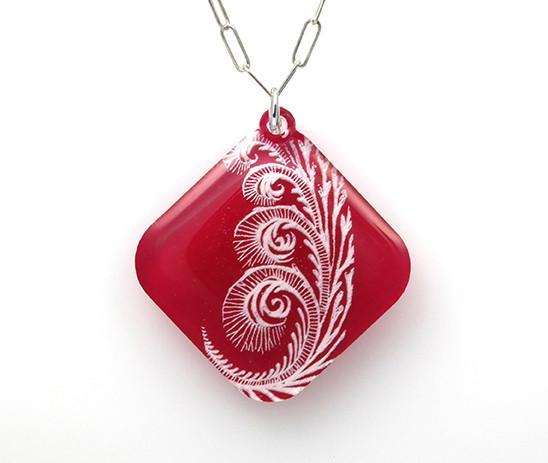 Rose of Jericho (Anastatica) Necklace