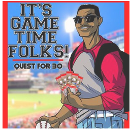 IT'S GAME TIME FOLKS!: Quest for 30