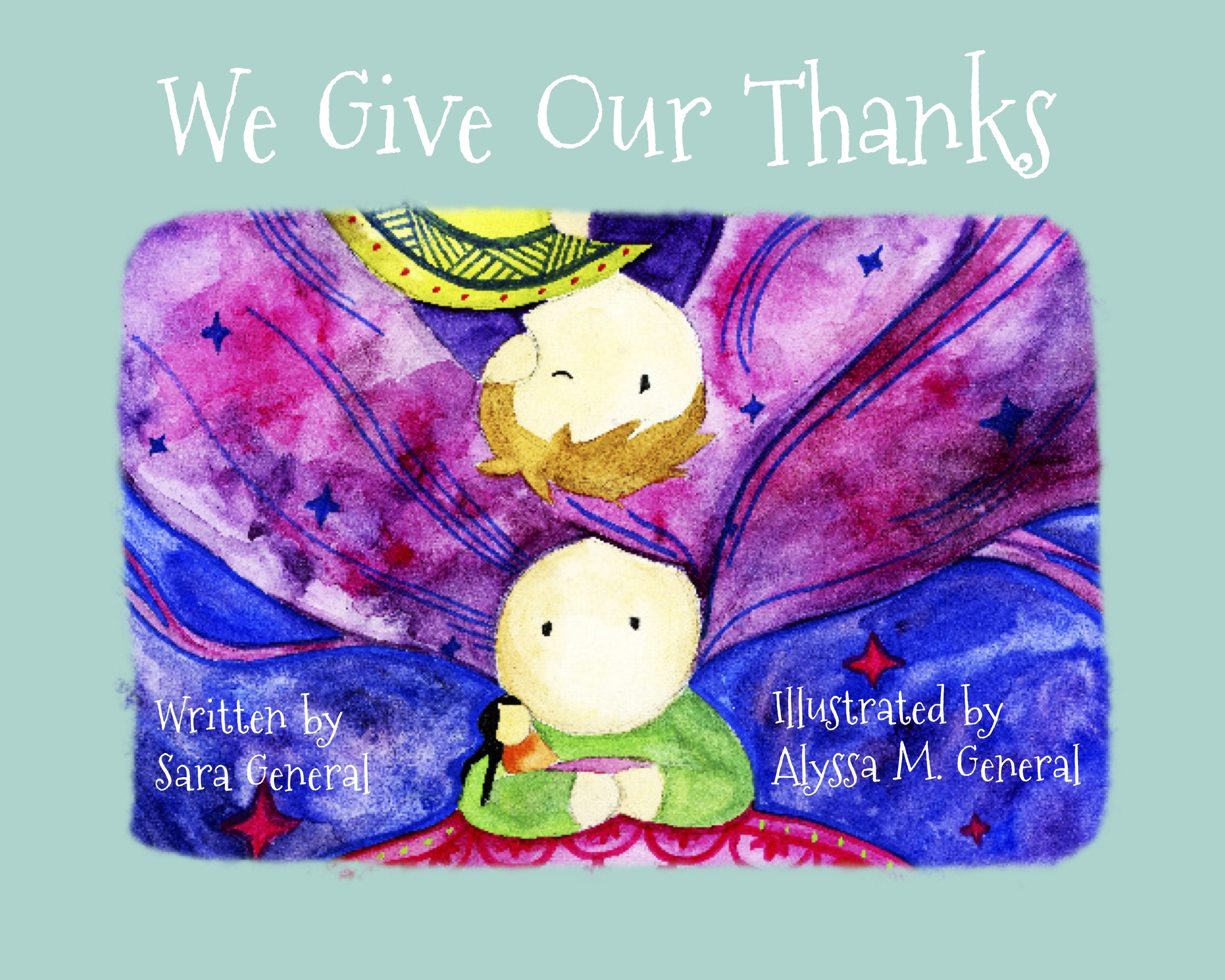 We Give Our Thanks Front Cover.jpg