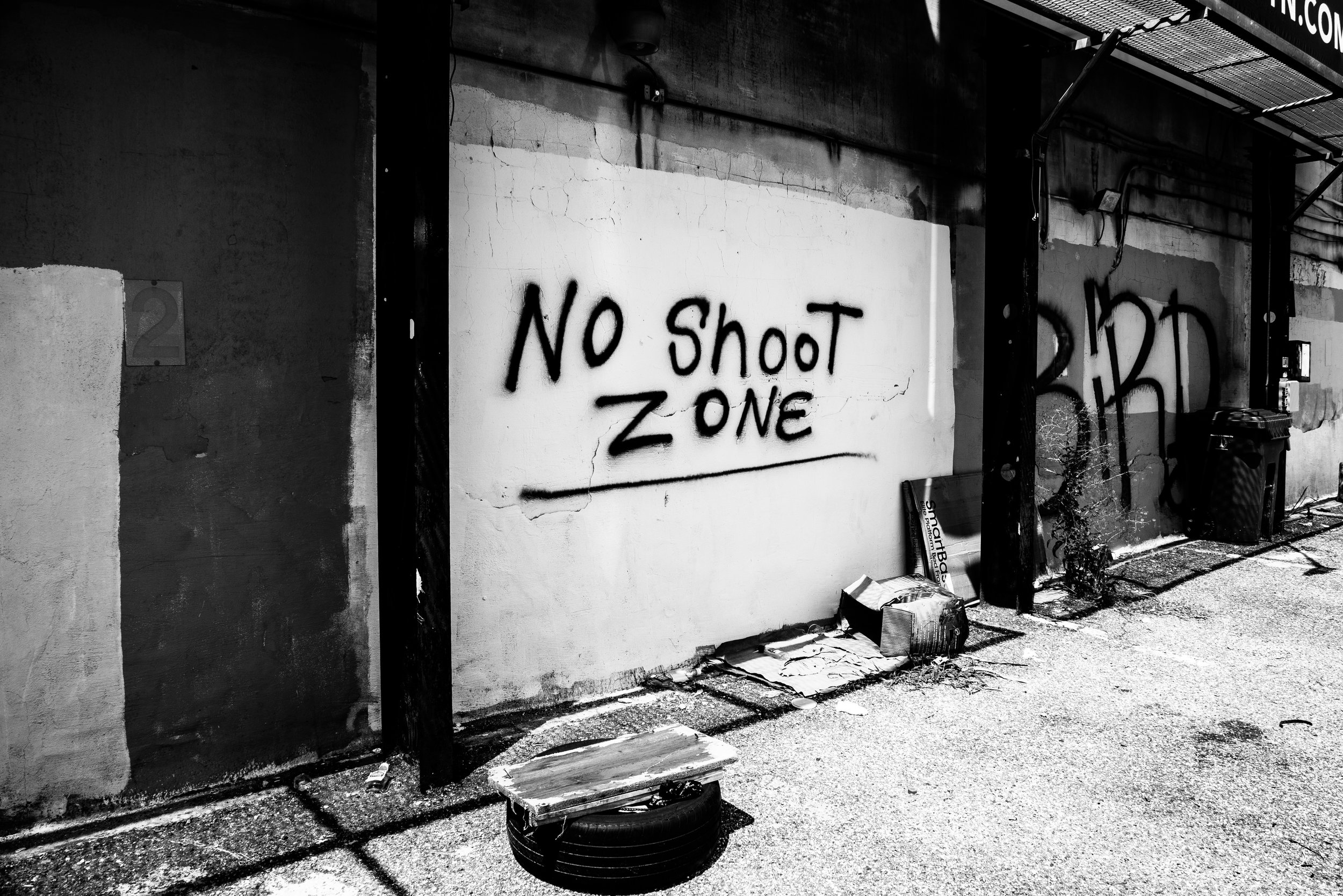"""The most liberating feeling as a business owner, creative, or freelancer is when you have the power and freedom to say no. Taking on the clients you want versus any client that shows up makes for a much more productive experience. If any of our clients cross into the """"No Shoot Zone"""" we feel comfortable walking away."""