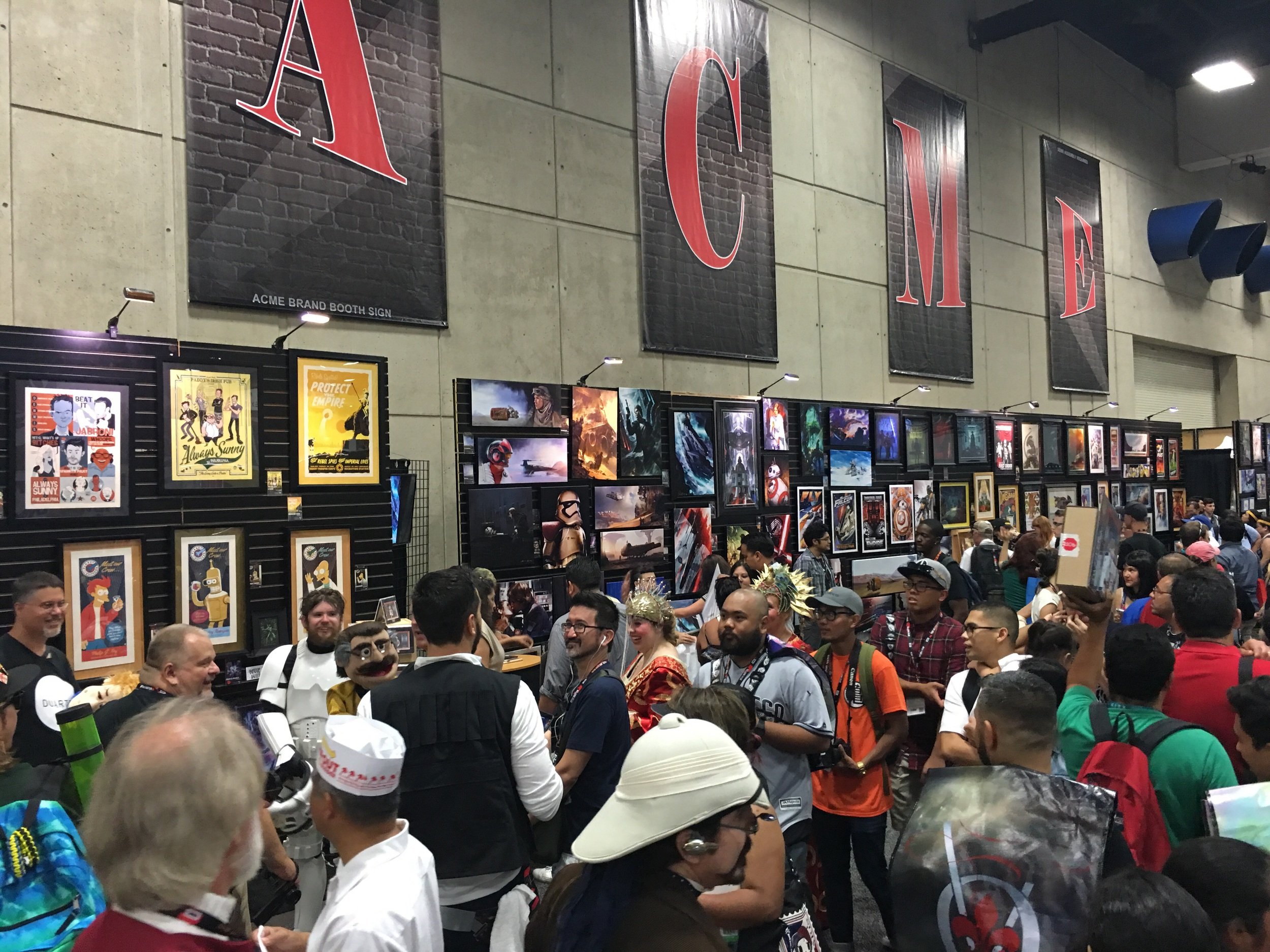 Acme Archives  booth 5629 back of exhibit hall C