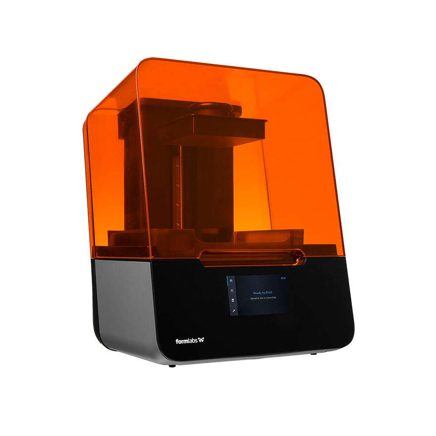 Formlabs Form 3 pictured.