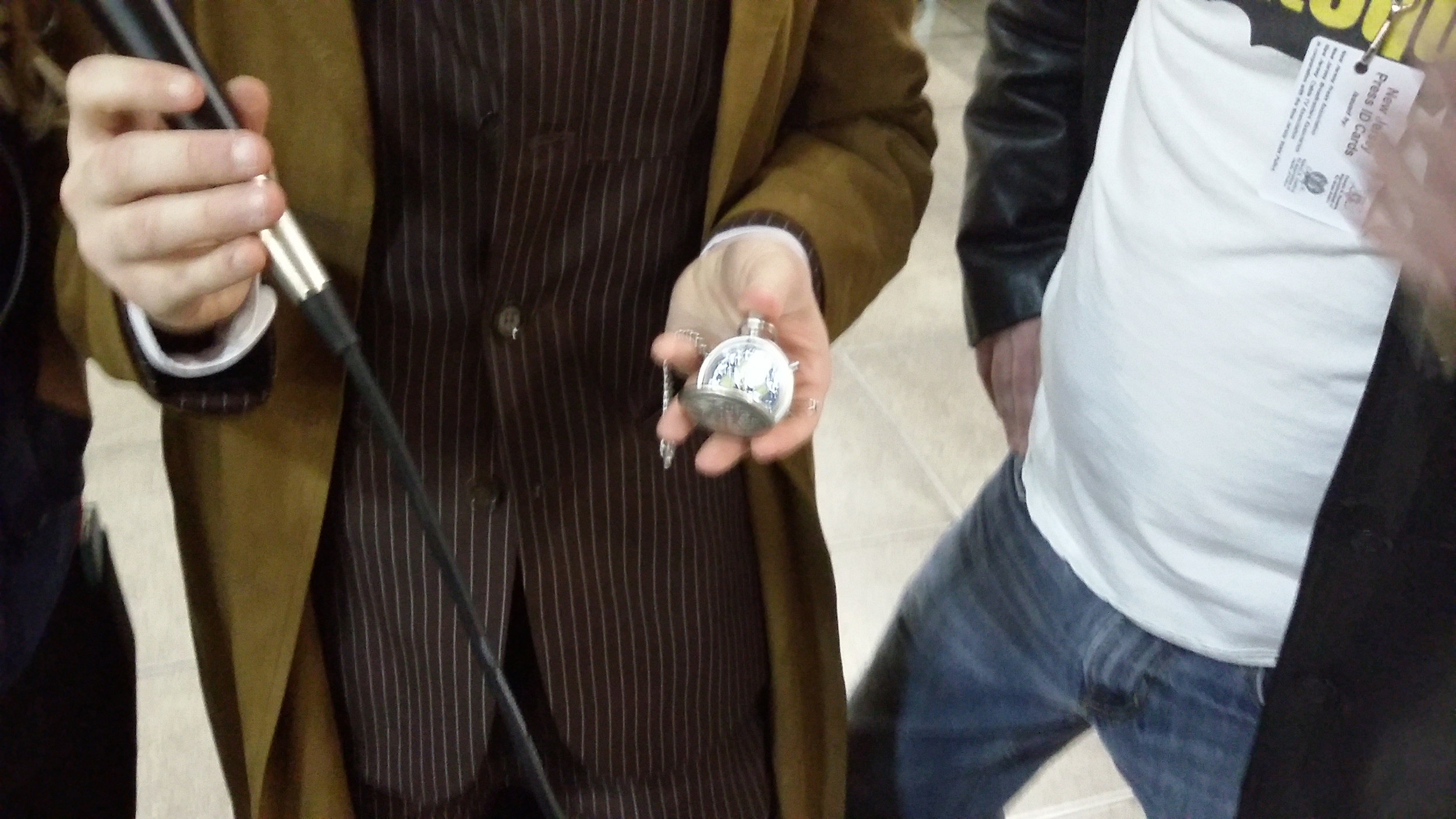 10th Doctor's Fob-Watch