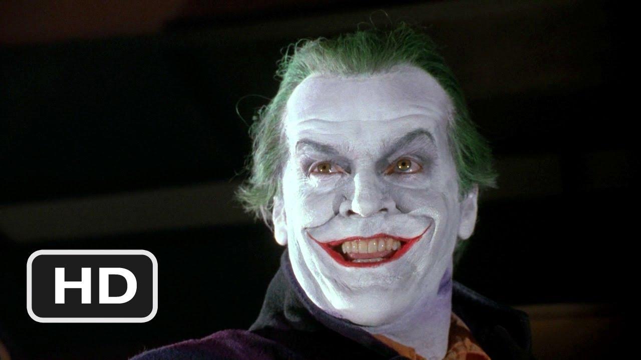 Heeeeeeeeeere's Joker!