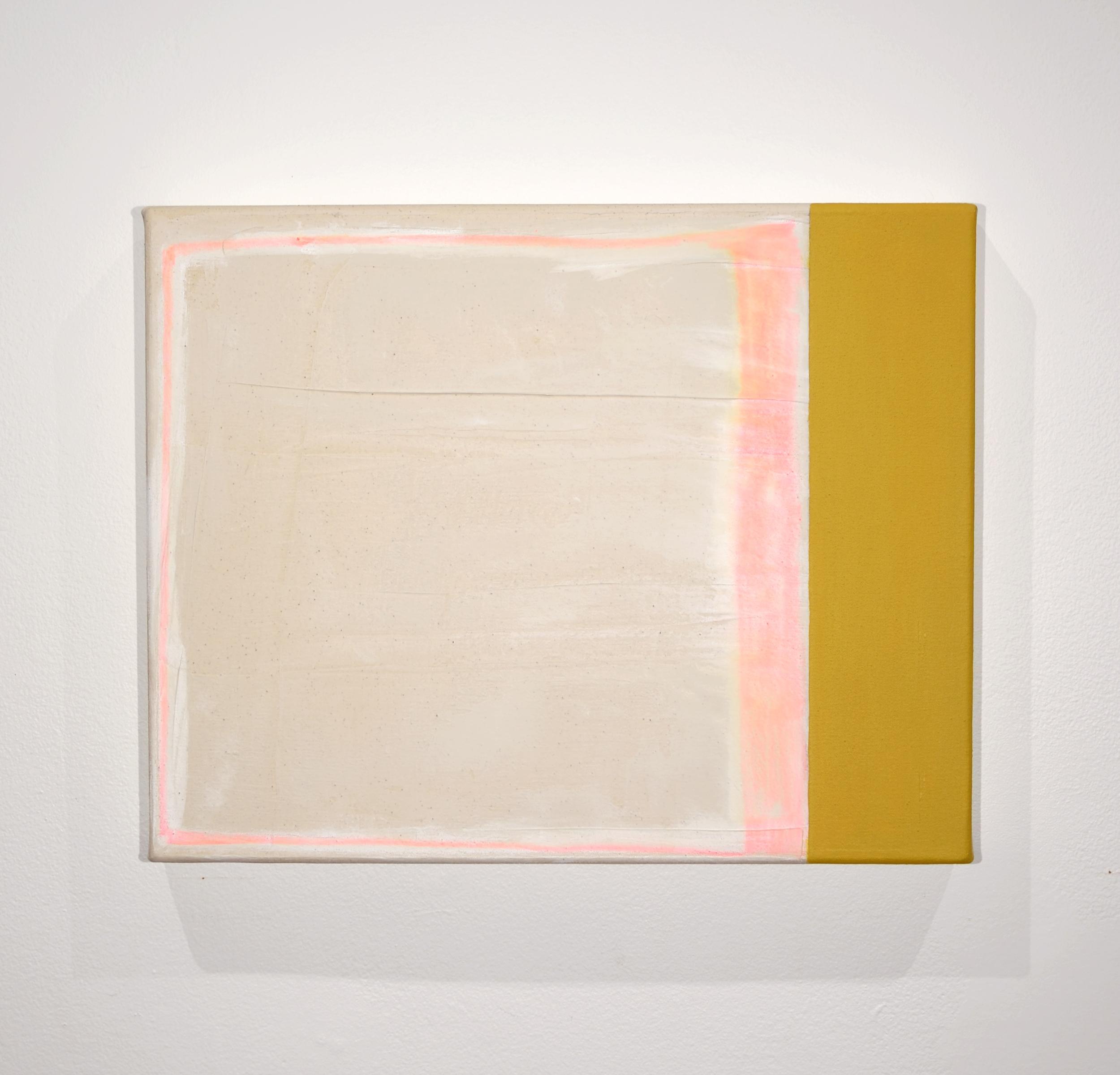 """609 , 2015. oil, acrylic, marker on canvas, 16x20"""""""