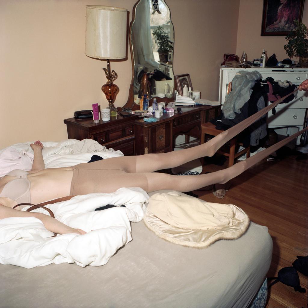 Karen Asher, Pantyhose