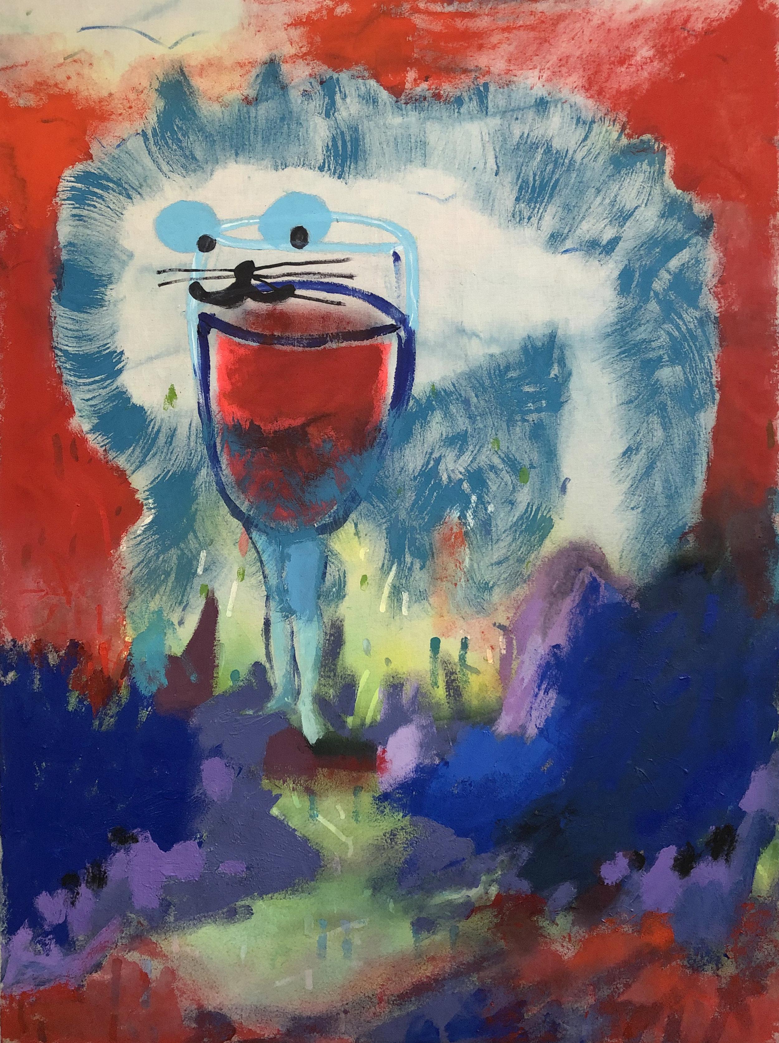 07_Joshua Petker, 36x24%22, acrylic and oil on canvas, 2018.jpg