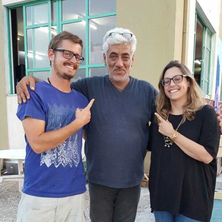 Fabian, Salim, Adi