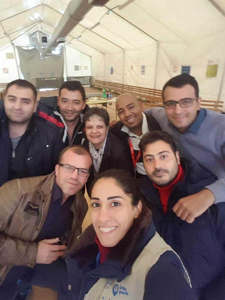 Natan's Multicultural Team, Presevo, Serbia