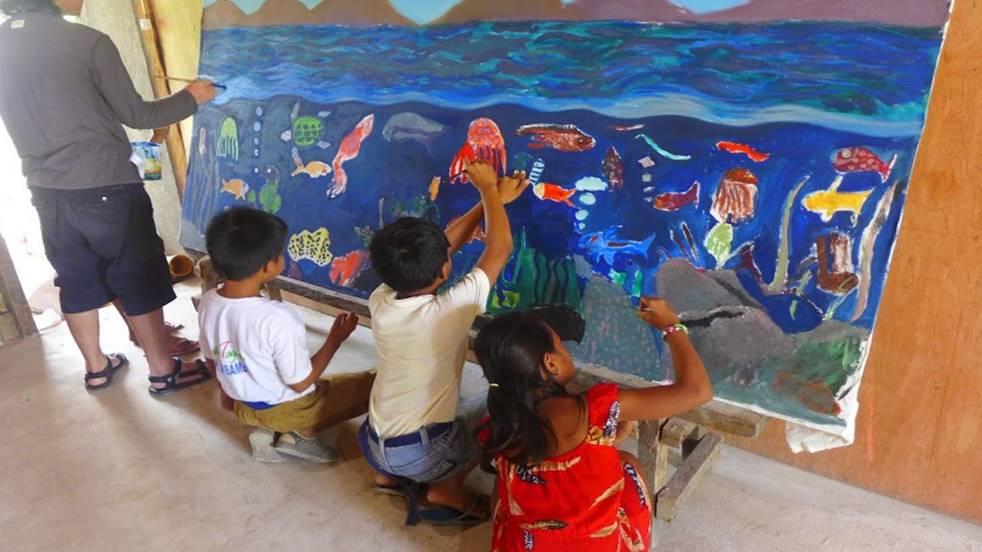 Children's Art Project, Philippines