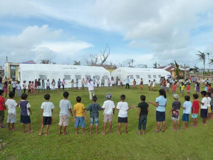 Children, Philippines