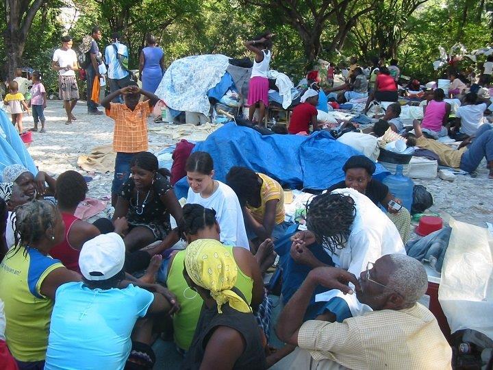 Haiti, Earthquake Relief 2010