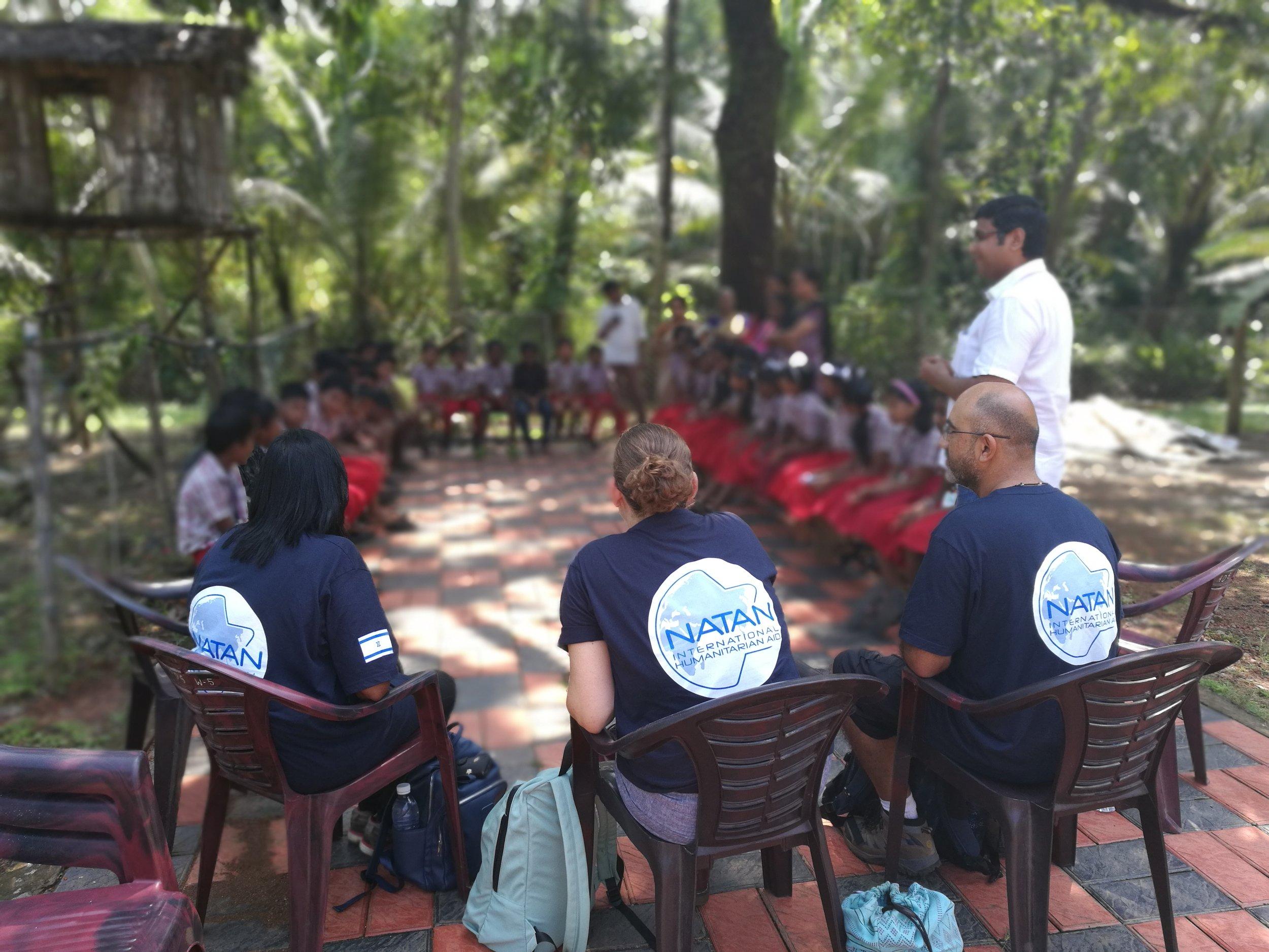 Kerala Assessment: Meeting Schoolchildren