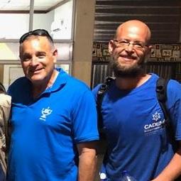 Mike Attinson, Eliran Douenias - JDC-NATAN Collaboration