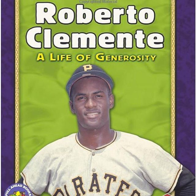 🇵🇷 Para Roberto inspirations continue with this children's book about Roberto Clemente. . This was his story and the story of many Puerto Ricans who were part of the mainland migration in the early part of the 20th century, escaping poverty and high unemployment on the island. Roberto's dreamt of playing baseball when he only had sticks for bats; his father working the sugarcane fields, wanting more for his children. . This is a story of the Diaspora, of colonialism and perseverance thru overwhelming obstacles to realize one's dreams. It was Roberto's dream. It's all of our dreams. - @missyfoosy . . . #ParaRoberto #RobertoClemente #RobertoClementePlaza #NYCPublicArt #NYCArtist #TheBronx #PuertoRico #LaIslaEnElBronx #BoricuaDreams #TheCaribbeanDiaspora