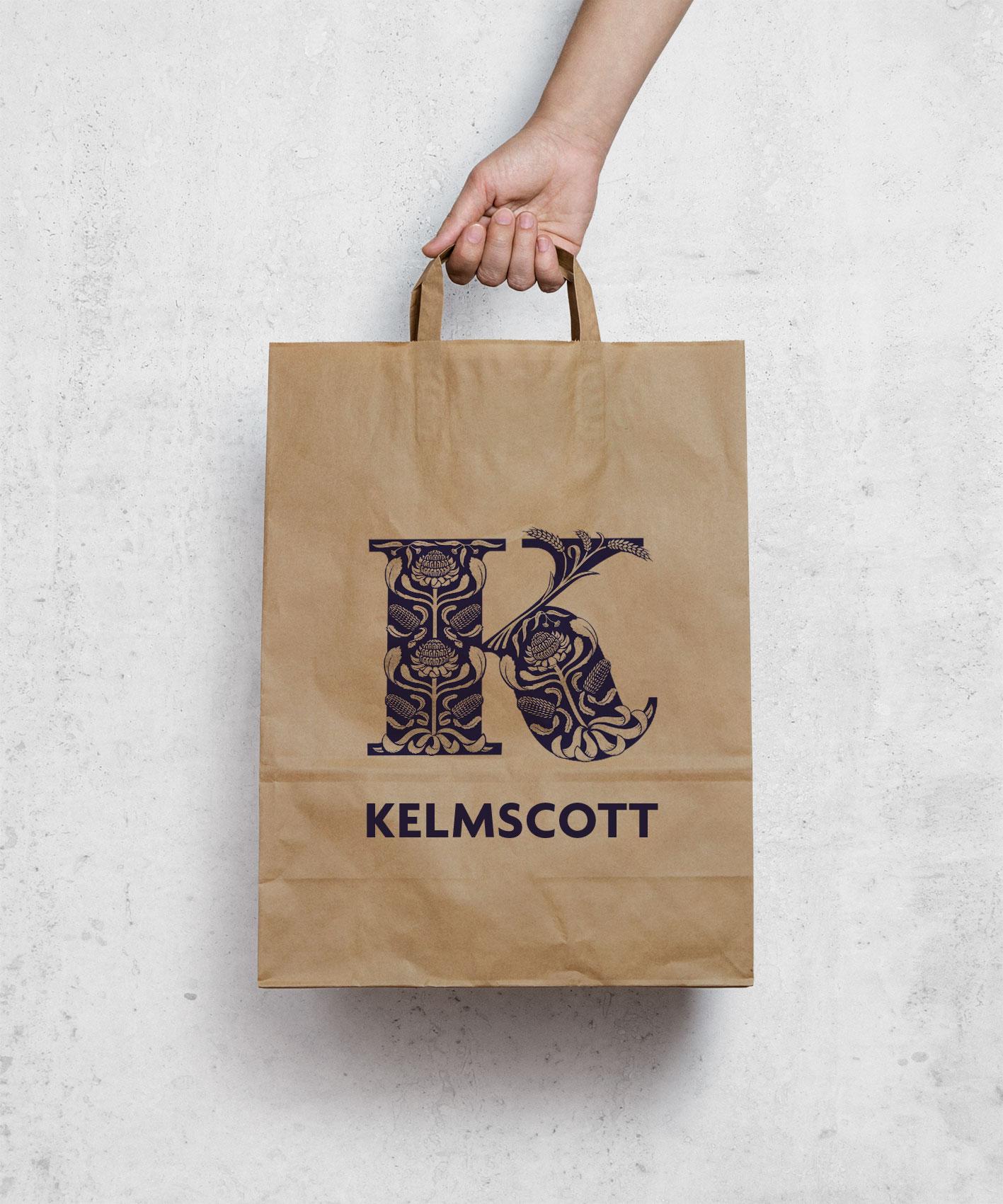 Bag mock-up by design studio,  Bit League