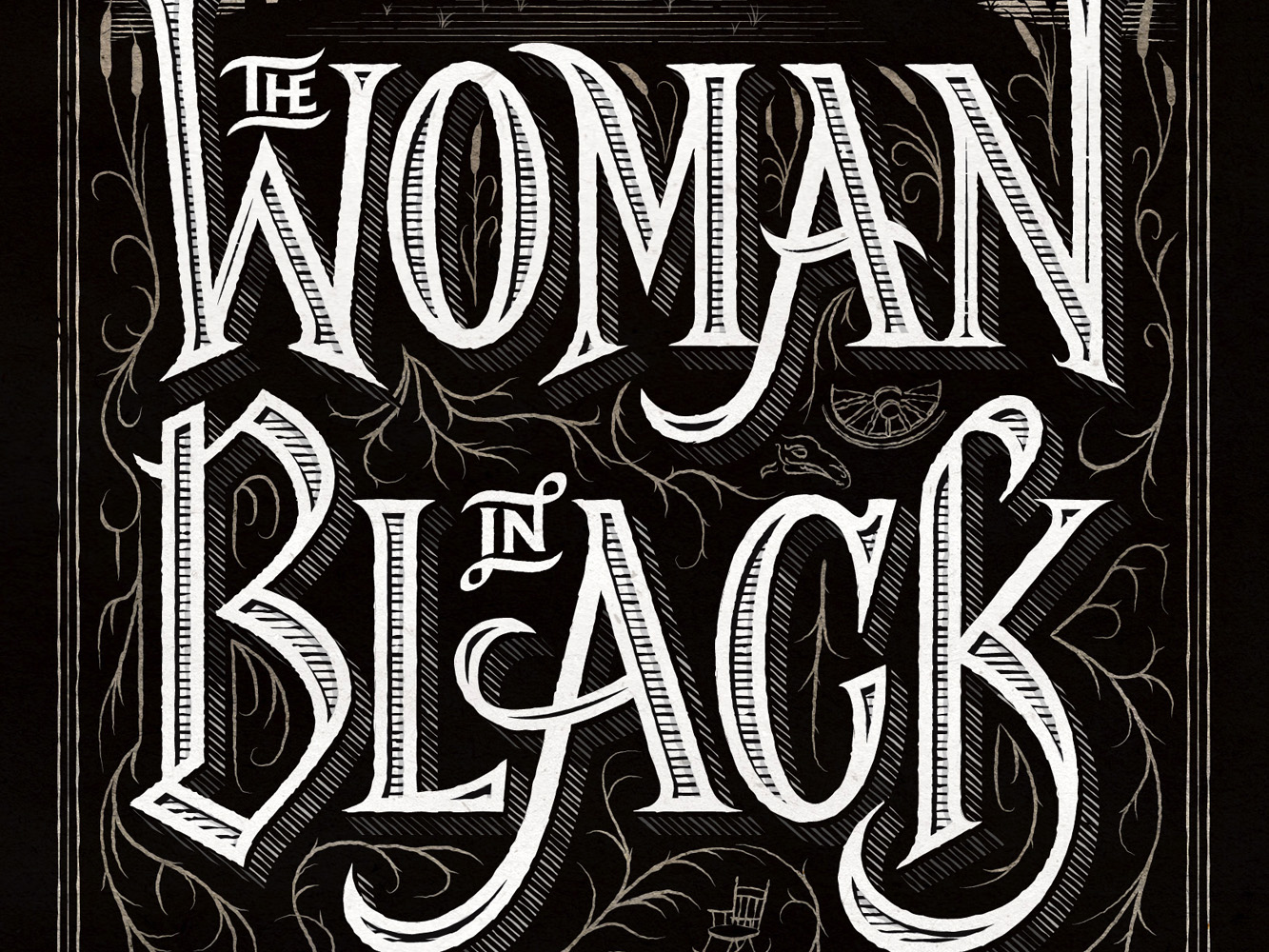 The Woman In Black – Book Cover