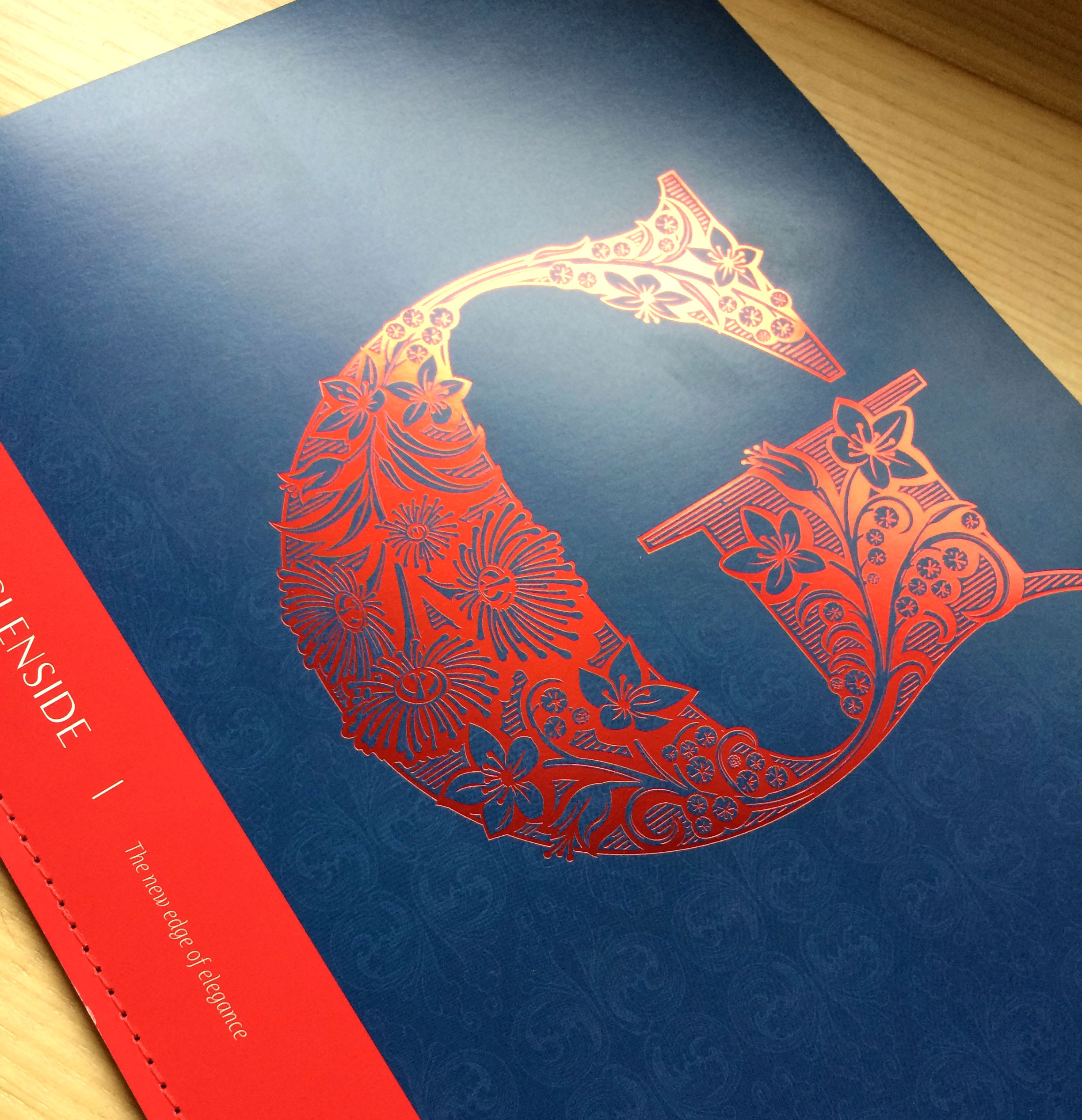A few examples of the fantastic identity work from Martins Brand House using the motif.