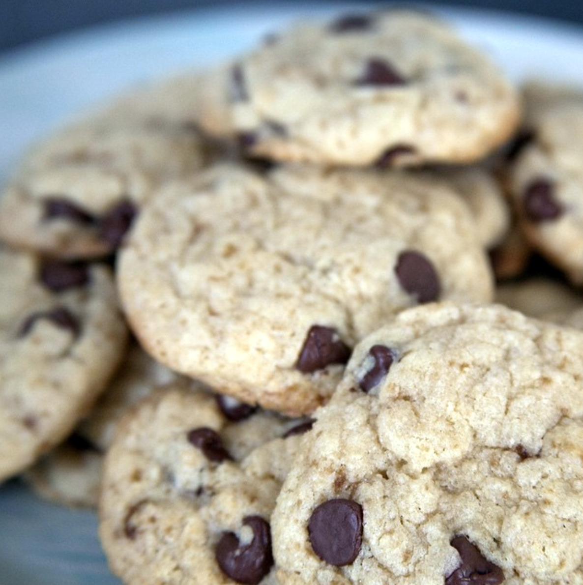 NYT classic chocolate chip cookies