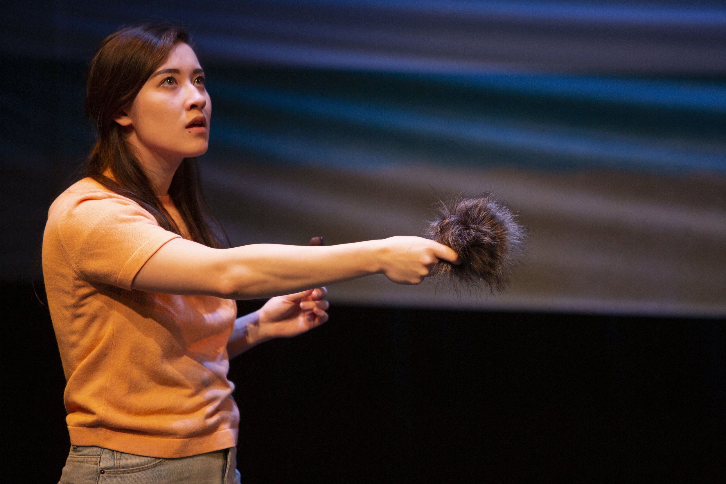 Stephanie Wong in Other Inland Empires - photo: Tim Matheson