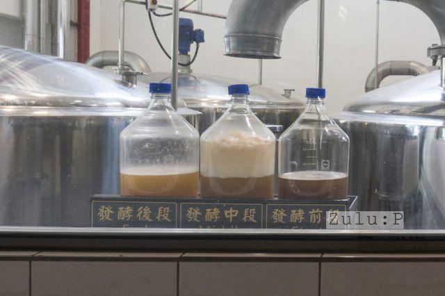 如果不經過下一步「連續蒸餾」步驟,現階段的成品就是大家熟悉的啤酒了。