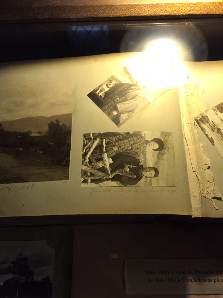 不過,最令我驚喜的展品卻是一戰後的東亞攝影作品,竟然有流落到歐洲,而且機會讓我欣賞到呢!