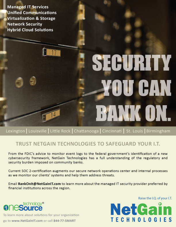 NetGain Technologies Full Page Ad