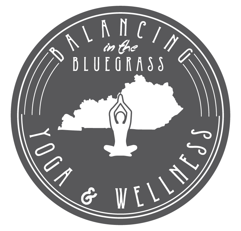 Balancing in the Bluegrass Logo