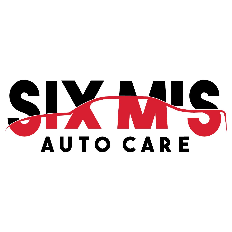 Six M's Auto Care Logo