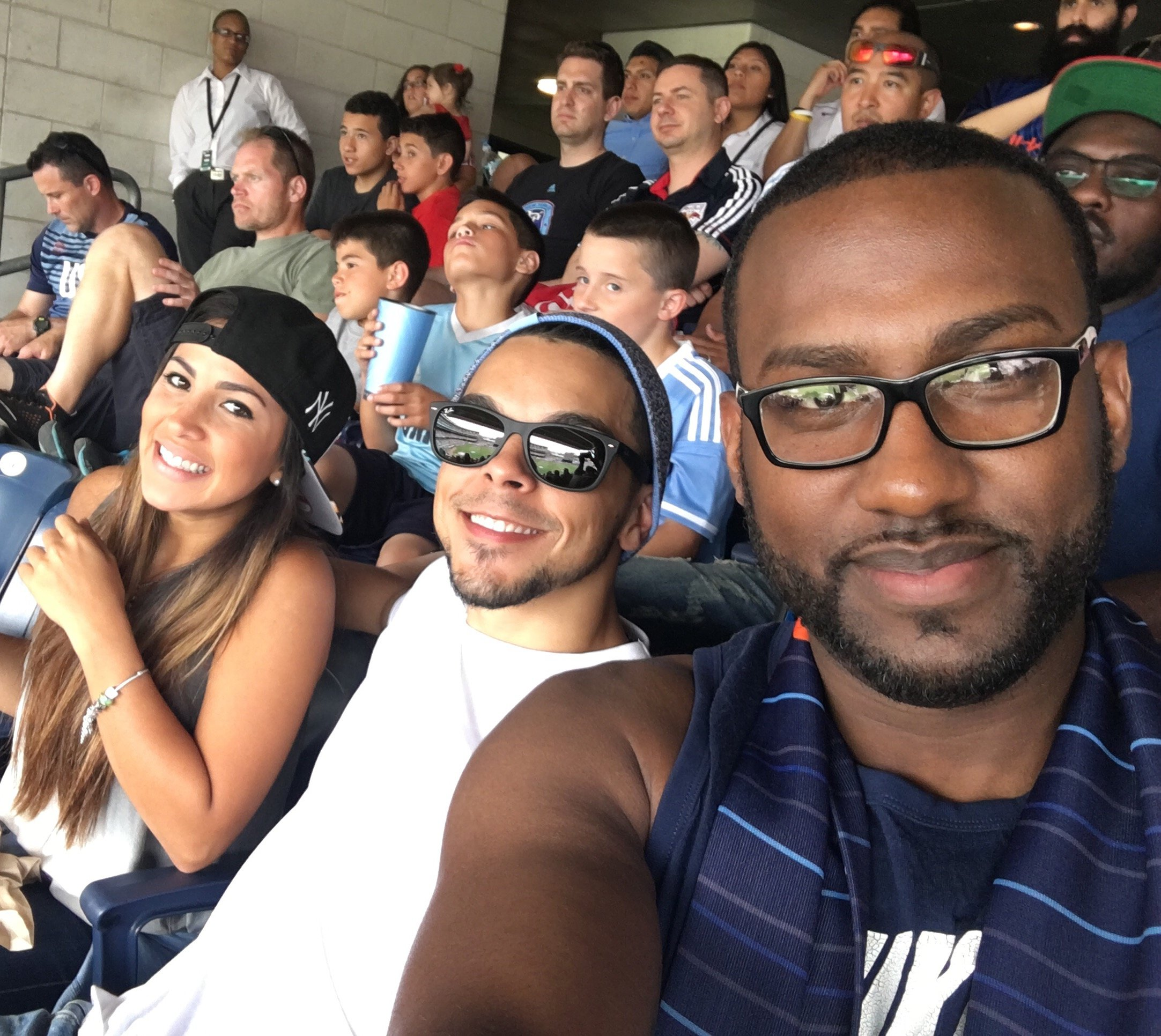 """""""As expected great tix from Vettix and sponsors. Yankee stadium was full and very energetic and we won so it was a great experience for me and my freinds. Loved it!"""" - US Army Serviceman"""