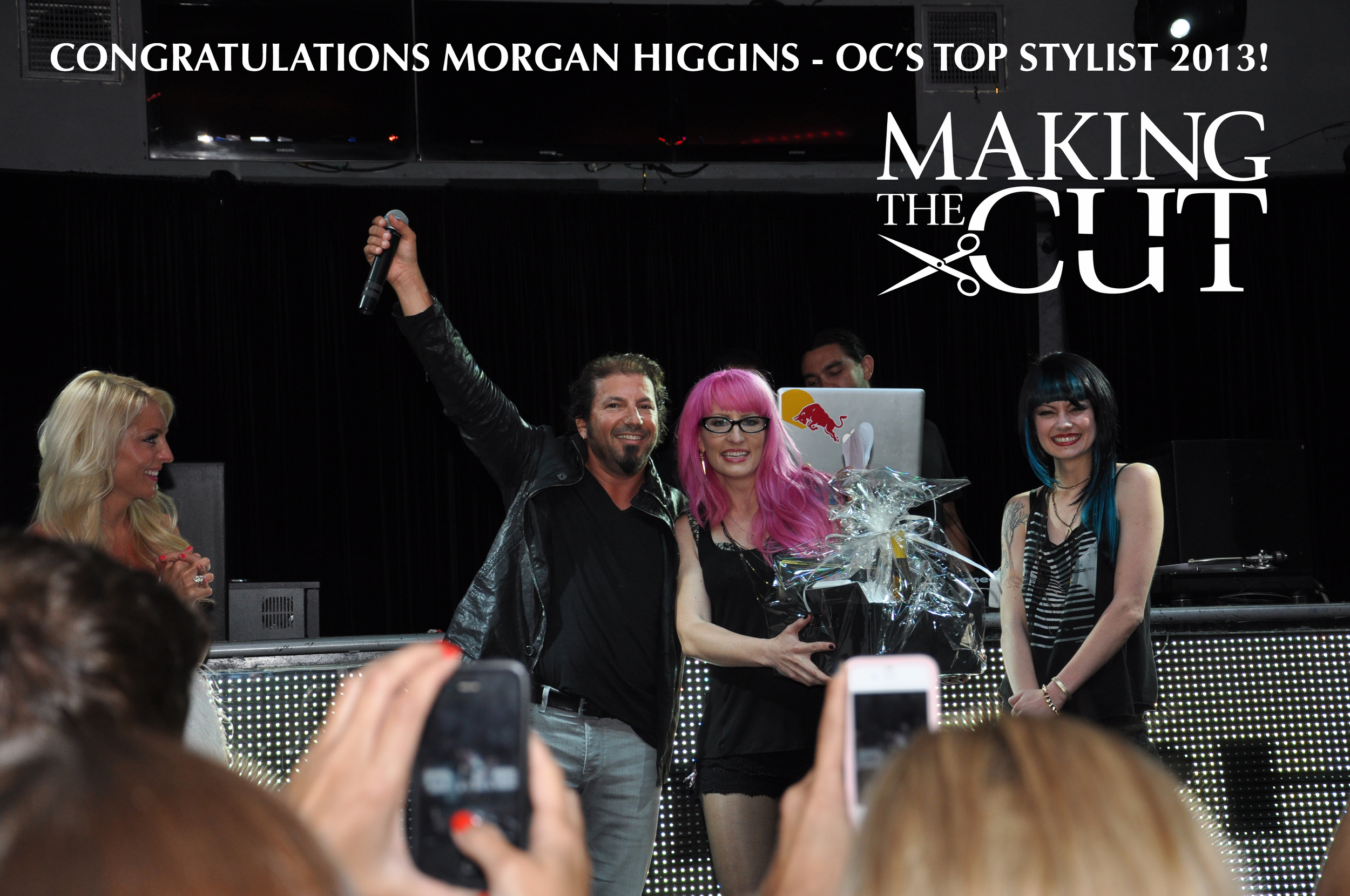 2013 OC Top Stylist: Morgan Higgins of Salon Bleu in San Clemente