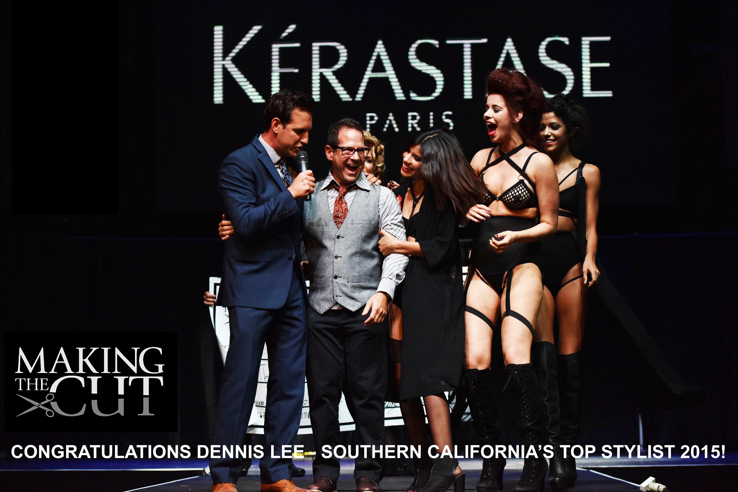 2015 Southern California's Top Stylist: Dennis Lee of Armando Joshua Christopher Salon in Newport Beach