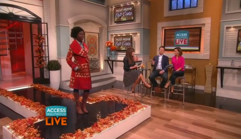 Access Hollywood: Fall Fashion Must-Have Trends