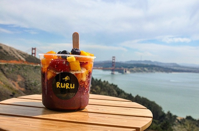 Delicious and healthy. Pick up or delivery. Your rules.  bit.ly/OrderAcai . . . . #acaibowls #healthy #sffoodtrucks