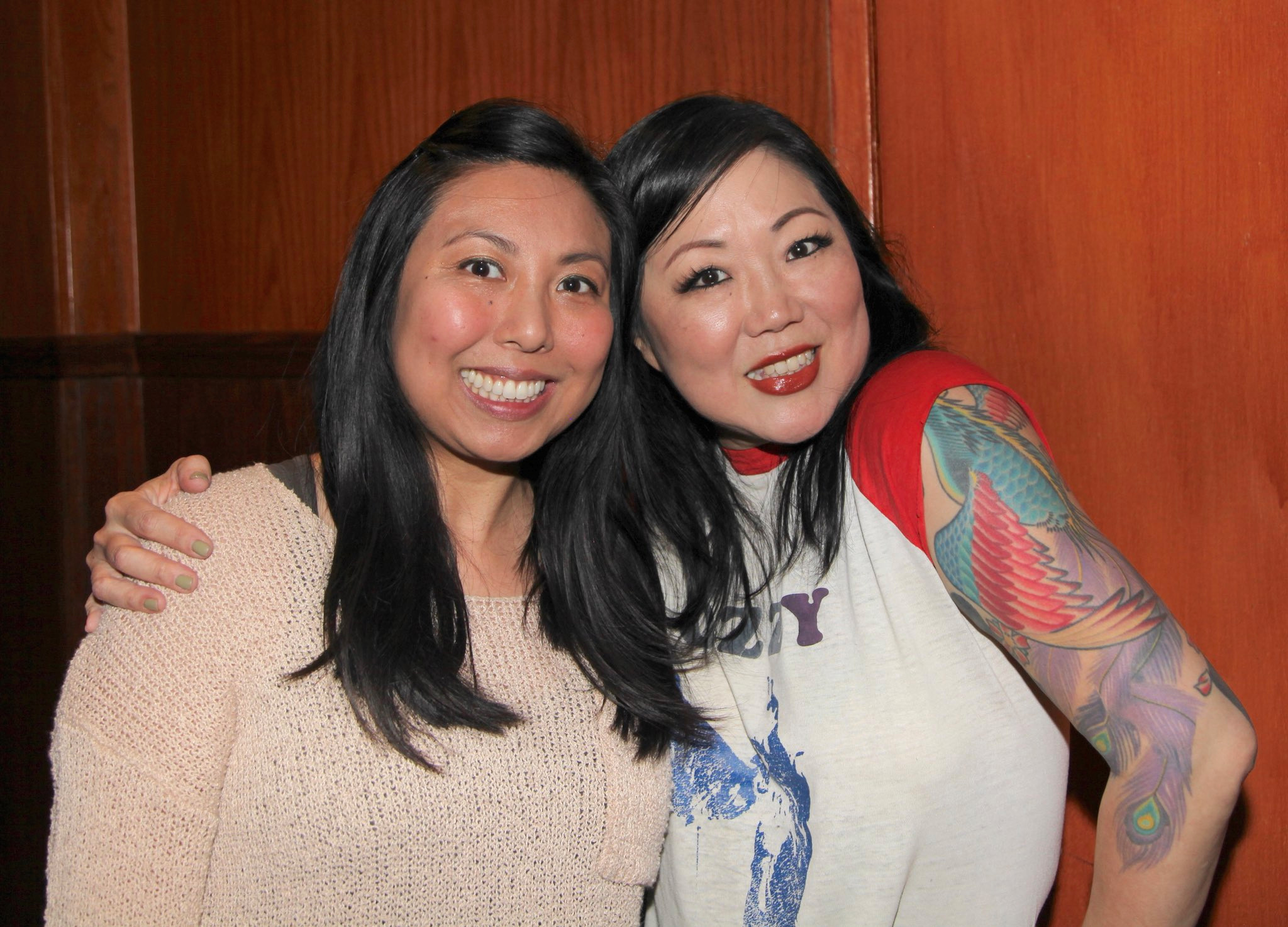 Rosie Opens for Margaret Cho