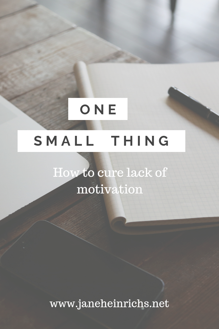 fix motivation
