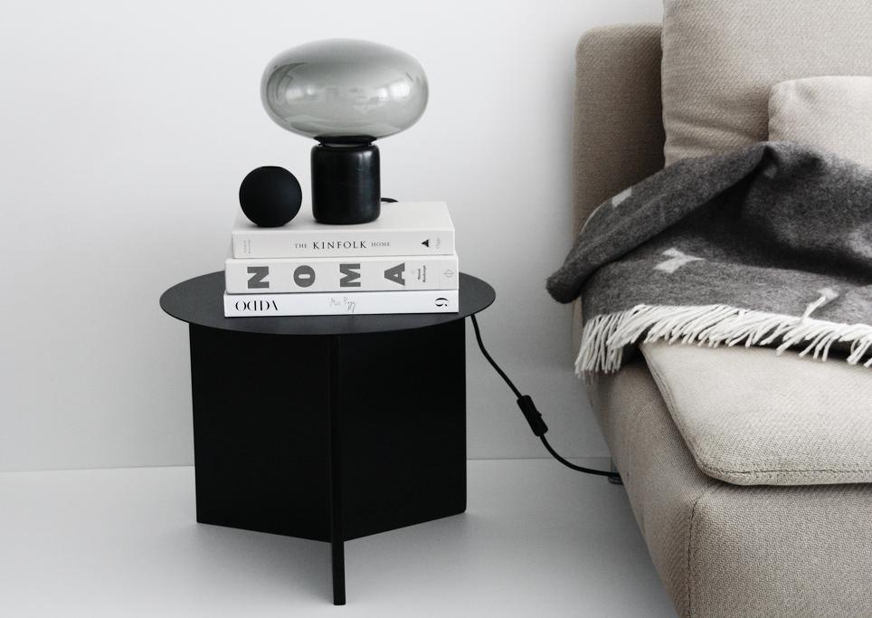 Karl-Johan Table Lamp in Yv Goya Studio for shooting / Photo by @yvgoyamag