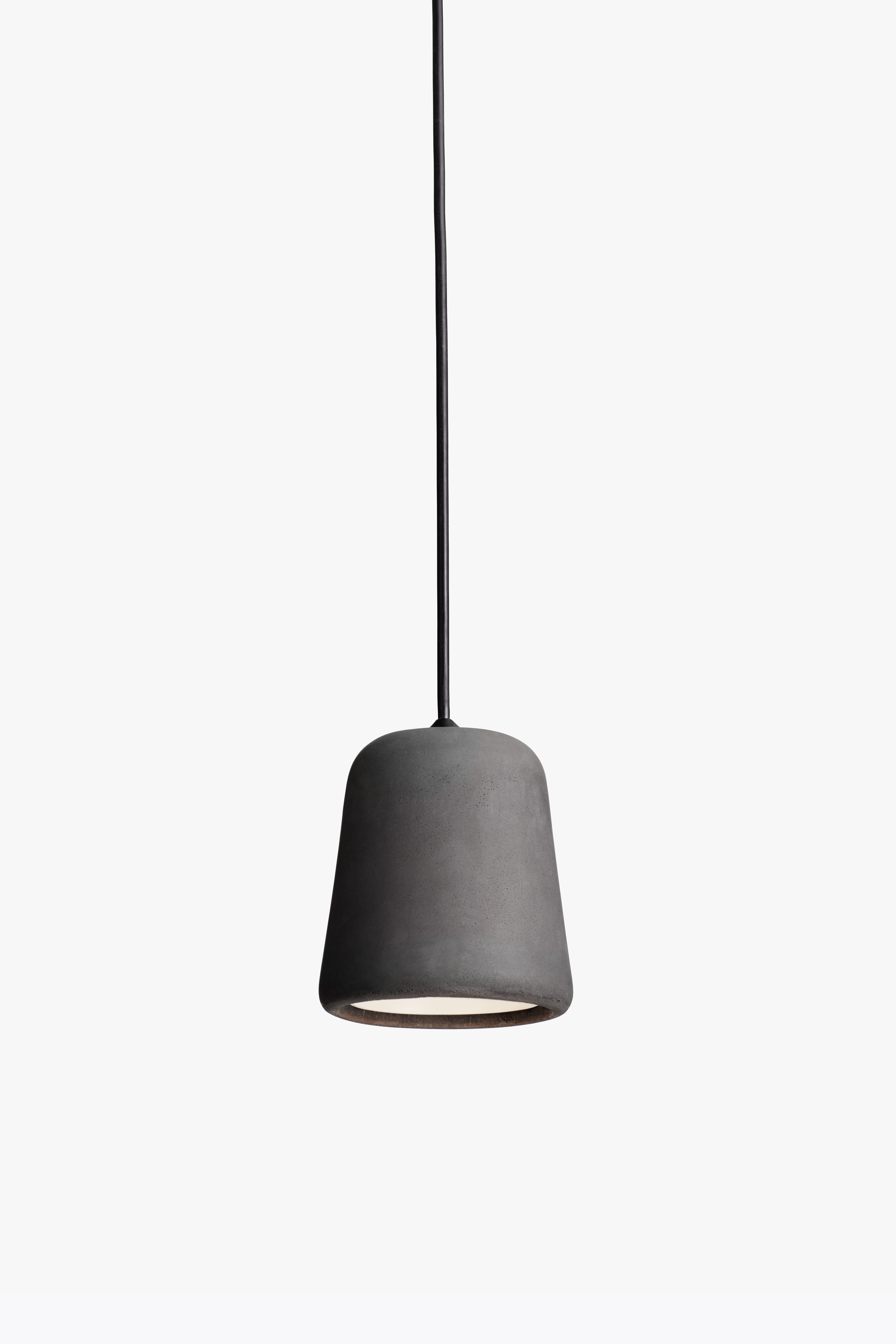 Material Pendant, Dark Grey Concrete, New Works, High Res.jpg