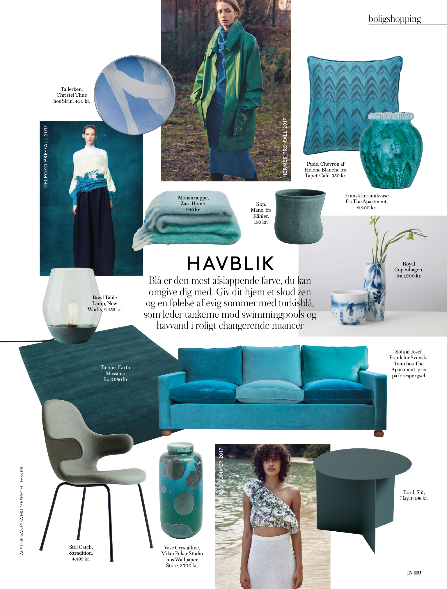 Sea view Collage By IN Magzine