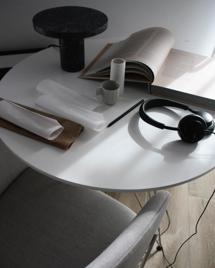 Work Space By @Yvgoyamag