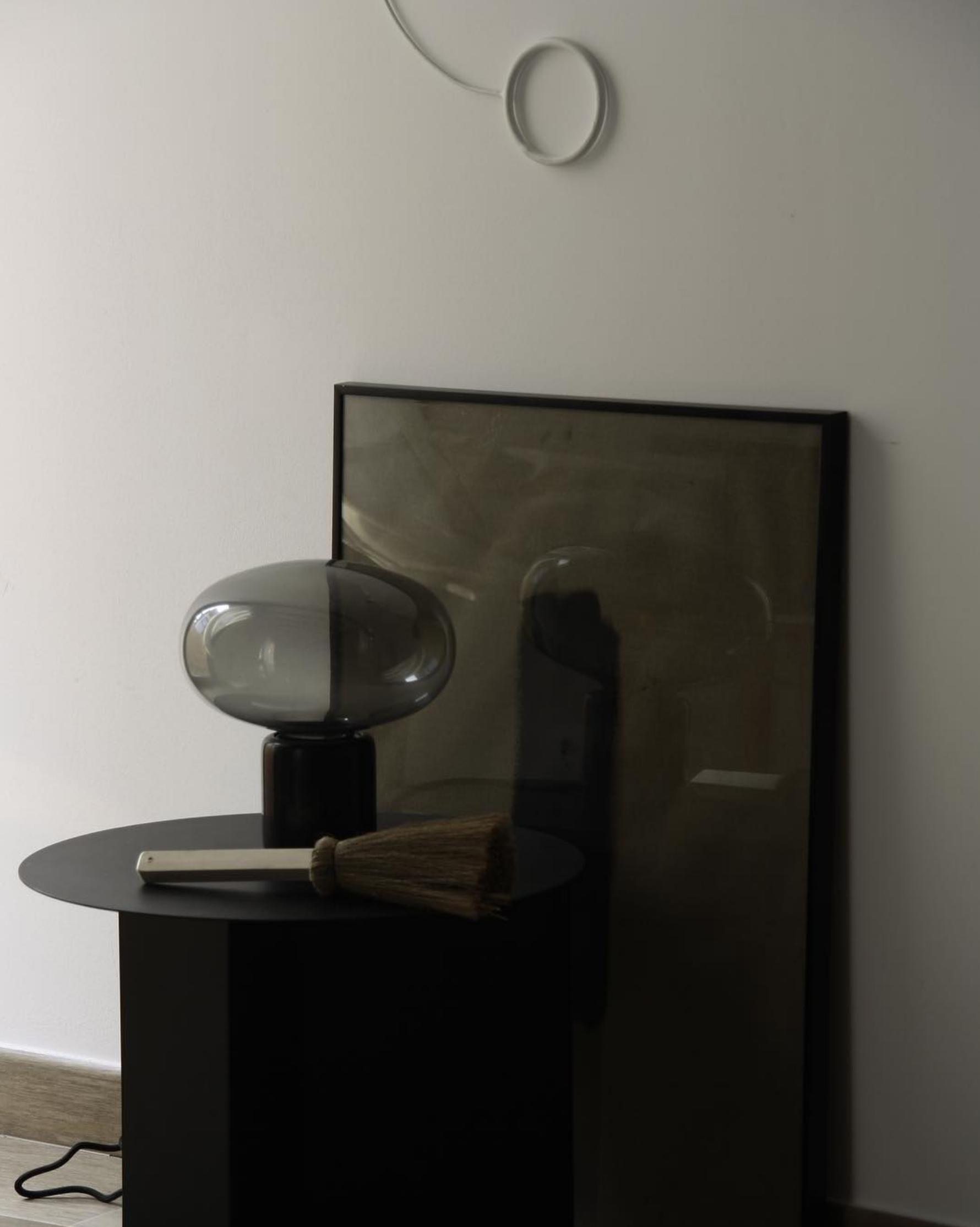 Another Cozy & Dark capturing of Karl-Johan Table Lamp, Home at @Yvgoyamag