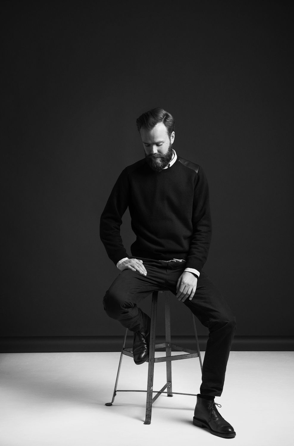 Knut Bendik Humlevik , Copenhagen Creative Director of New Works